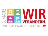 8. Maerz Internationaler Frauentag: Wir veraendern.