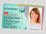 ISIC-Card: Der internationale Studentenausweis