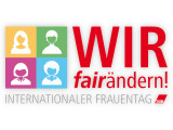 8. Maerz - Internationaler Frauentag 2020 - fairaendern